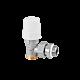 Радиаторный кран RBM (термостатический, угловой)