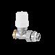 Радиаторный кран RBM (термостатический, прямой)